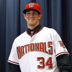 pics of bryce harper | ... Bryce Harper a week and a half after the sides agreed to a contract