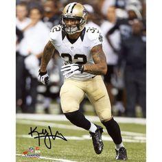 "Kenny Vaccaro New Orleans Saints Fanatics Authentic Autographed 8"" x 10"" Vertical Running Photograph - $39.99 https://www.fanprint.com/licenses/new-orleans-saints?ref=5750"