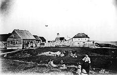 Hudson Bay,Fort Albany, Ontario, 1886.jpg