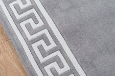 Bliss, a collection of bold transitional and soft contemporary patterns in earthen tones, hand-tufted from an ultra-soft blend of polyester, features beautiful hand-carving for added depth and texture. Rugs For Less, Border Rugs, Rectangular Rugs, Modern Area Rugs, Rug Making, Colorful Rugs, Hand Carved, Bliss, Geometric Patterns
