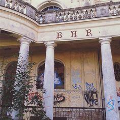 #balticbar #abandoned #villa #kühlungsborn #tb