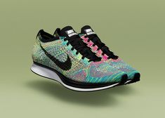 THese have my name written all over them!!! Nike FlyKnit Racer 2013 Special Edition | KicksOnFire