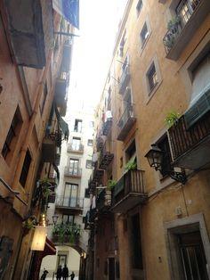 Barcelona - Alley