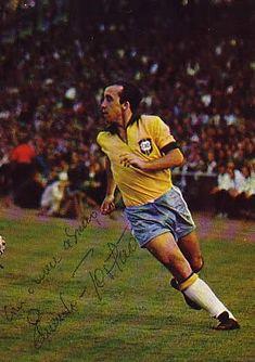 Tostão, Jogador de futebol mineiro, tricampeão mundial em 70. Eduardo Gonçalves Andrade nasceu em Belo Horizonte e começou a jogar ainda na infância no time do bairro onde morava, São Cristóvão. Aos 14 anos vai para o América, no qual permanece por 2 anos, até ir para o Cruzeiro como profissional. Joga nove anos nesse time, conquistando o campeonato estadual por 5 vezes seguidas. O principal título pelo clube, o campeonato brasileiro, veio em 1966.