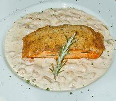 Pasha NS - Losos u sosu od mirođije http://www.donesi.com/novisad/pasha-dostava-602.php