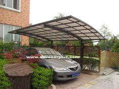 Car Awnings Carports Prices | villa_carport_moden_carports_bicycle_shed_carport_car_shelter_car ...