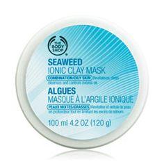 Masque à l'Argile Ionique Algues - Soin du visage -Algues | The Body Shop