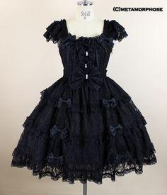 Metamorphose temps de fille Gothic Dress, Lolita Dress, Gothic Lolita,  Lolita Style, 4bedc064946