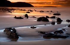 Playa de Berria #Cantabria #Spain #Travel #Coast