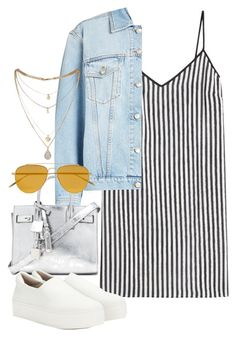 """Untitled #3551"" by camilae97 ❤ liked on Polyvore featuring Marco de Vincenzo, Alexander McQueen, Yves Saint Laurent, Opening Ceremony, Tomas Maier and Miss Selfridge"