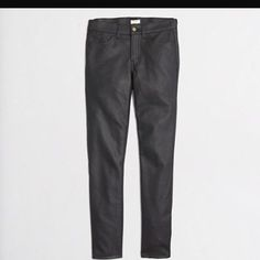 30% off sale  j. Crew faux leather pant J crew black faux leather pants. Size 29 with 30 in inseam. Perfect winter staple piece. Brand new with tags attached.Sale  30% off sale  total savings of &25.00. Price reflects discount. All offers will be declined J. Crew Pants