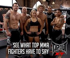 Extreme MMA Workout Program | TapouT XT® Official Site | Buy TapouT XT Today