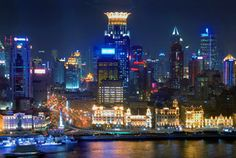 [Shanghai - Lane]  The Westin Bund Center is a wonderful place to stay.  Go for a run along the Bund River to start the day.