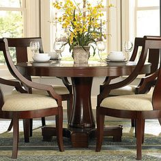 1000 Images About Home Decor Dining Room On Pinterest Square Dining Table