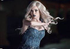 The Flash: New Look at Danielle Panabaker as Killer Frost | Comicbook.com