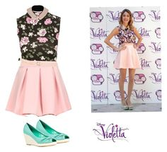 """""""Violetta"""" by cubed-debuc ❤ liked on Polyvore featuring Red Label, J.Crew, Marni and VERONA"""