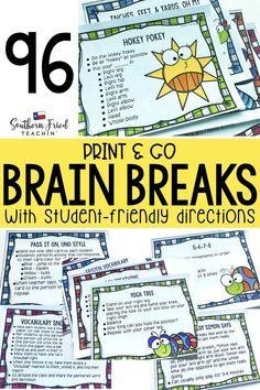 Whole brain teaching prek Brain Breaks Middle School, Brain Breaks For Kindergarten, Whole Brain Teaching, Teaching First Grade, Teaching Kindergarten, Teaching Rules, Physical Education Games, Music Education, Health Education