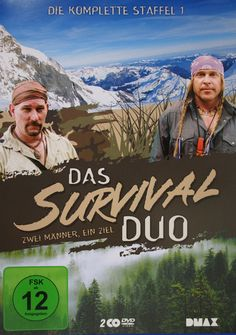 Das Survival-Duo Staffel 1
