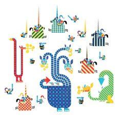 Djeco Διακόσμηση τοίχου δρακοι http://www.toys.gr/product/146148/djeco-diakosmhsh-toixou-drakoi-30x58ek&nursery&comp=djeco