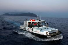 Iveco 4x4, Strange Cars, Amphibious Vehicle, Off Road Adventure, Floating In Water, Emergency Vehicles, Police Cars, Cool Trucks, Go Outside