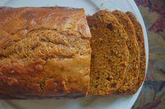 Fairview Farm: Ginger Pumpkin Bread