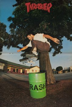 Jason Lee, big ollie.
