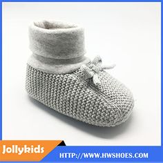 Soft Winter Baby Boots Knitted Baby Shoes Patterns