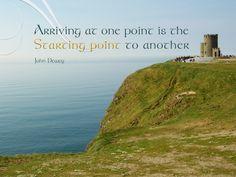 Motivation Image Quotes from John Dewey
