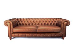 Chesterfield Kensington Sofa | Designer Sofa  With this company you choose the material