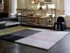 Nest.co.uk - Hay Colour Carpet 06 is a contemporary rug that is available in a selection of colours and different patterns. It was designed by Scholten and Baijings for Hay.