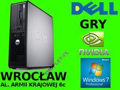GRY DELL 780 SLIM C2D 3000 4GB 160  7PRO WROC