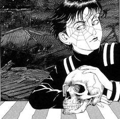 Suehiro Maruo  The laughing vampire