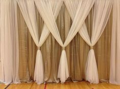 Beautiful front room curtains <3