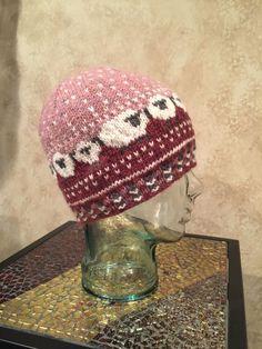Baa-ble Hat (K) Free Pattern