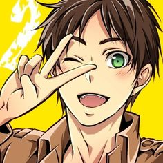 Hello Peasents, (This is as friendly I will get) I just wanted you to know I'm in search of an Eren Jeager/ Yeager. Tch, and you probably think I'm lonely and crap, but hey this is my life and not yours. -.-