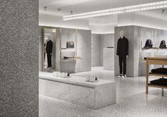 david chipperfield valentino new york flagship store turret clock designboom