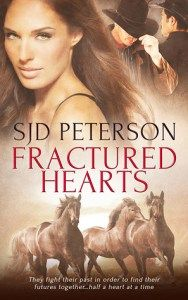 Unrequited love, two sexy cowboys and a passionate veterinarian fight their past in order to find their futures together…half a heart at a time. A promise broken. Losing her family at a young age, and being a victim to broken promises from the man she…