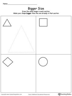 1000 images about shapes on pinterest worksheets shape and sorting. Black Bedroom Furniture Sets. Home Design Ideas