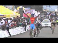 Tour Cycliste du Rwanda 2014, Etape 3, Musante/Muhanga, 127,5 km Victoire érythréenne, mais le maillot jaune reste rwandais !
