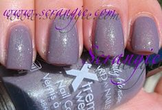Sally Hansen: Xtreme Wears and Complete Salon Manicures Fall 2010 - Mystic Lilac