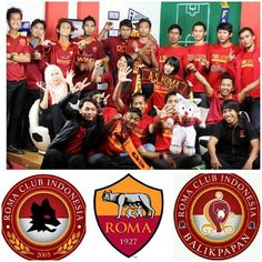 AS Roma #asroma #romanisti #indonesia