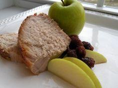 Slow Cooker Apple Cherry Pork Loin