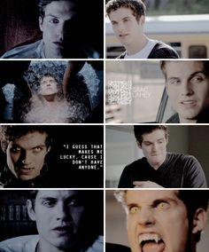 Teen Wolf ... Isaac Lahey