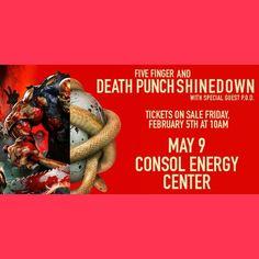 Pittsburgh PA! #Shinedown   Barry Kerch Brent Smith Eric Bass Shinedown Shinedown Nation Shinedowns Nation Zach Myers