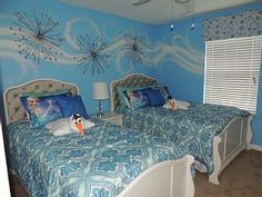 FROZEN+and+AVENGER+rooms,+4+bedroom/3+bath+in+luxury+resort+near+Disney+World!+++Vacation Rental in Kissimmee from @homeaway! #vacation #rental #travel #homeaway