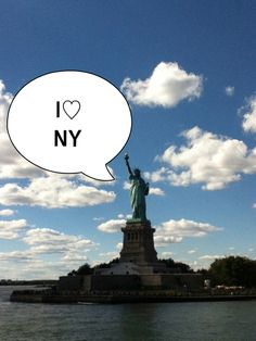 I love NYC Fall in love this city I want to go again