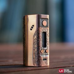 WISMEC REULEAUX DNA200 The Reuleaux DNA200 by Wismec is a variable wattage and temperature control box mod that is incorporating the Evolv DNA200 chip it features maximum output power of 200W and wide temperature control range that can be customized. It is a triple 18650 battery device with ability to charge and update via USB port and many safety features.  Available Online and in store @ukecigstore