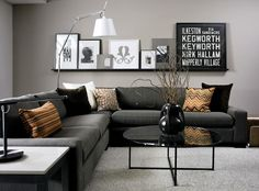 Mas não dá pra trocar de sala toda hora, então a dica de hoje é: investir em novas almofadas! Isso mesmo! Além de deixar o cômodo mais confortável, ela...