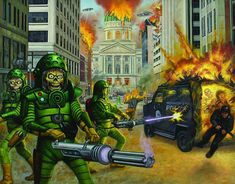2013 Topps Mars Attacks Invasion Trading Cards - Google Search