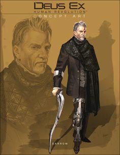 Cyberpunk, 21358 - Deus Ex: Human Revolution